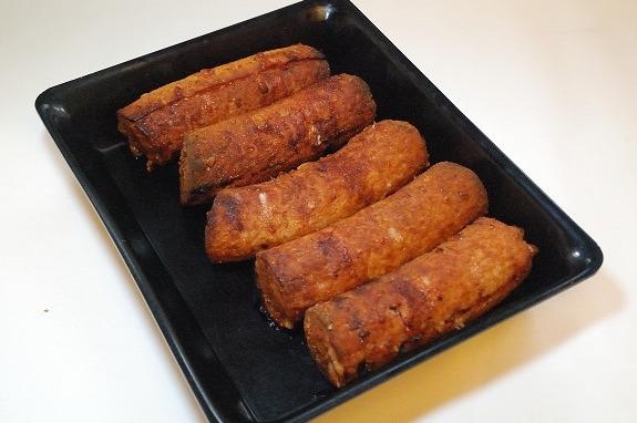 Kippen grillworst