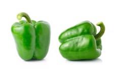 Paprika groen, 1stuk